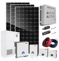 10kw solar energy system used mono 300w solar panel of high quality