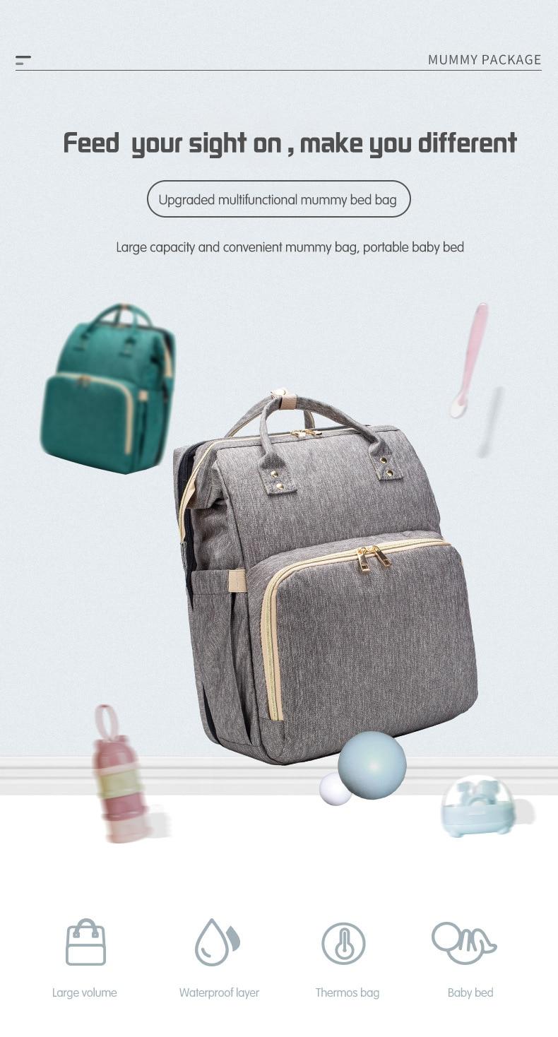 Diaper Bag Backpack (1)