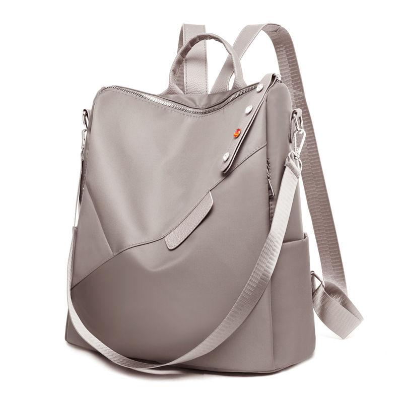 Oxford Women Backpacks Teenage Girl School Bags Fashion Lady Backpack Waterproof and Anti theft Women Business Bag Girl Book Bag