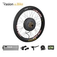 Electric Bike Conversion Kit 1000W 48V Electric Wheel Motor Rear e Bike kit MTB Electric Bicycle Motor Kit Electric Motor Wheel