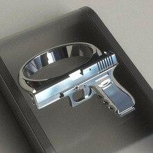 FDLK 2020 Новое весеннее популярное кольцо в форме пистолета для женщин и мужчин, кольцо в стиле панк, хип-хоп, ювелирное изделие, подарок на день...
