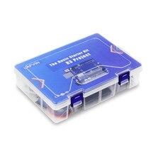 Kit de démarrage RFID 10 ensemble/lot pour Arduino pour UNO R3 Version améliorée Kit de Suite dapprentissage avec boîte de vente au détail