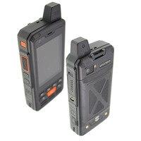 מכשיר הקשר Anysecu רשת 4G רדיו P3 4000mAh אנדרואיד 6.0 טלפון חכם POC רדיו LTE / WCDMA / GSM מכשיר הקשר עבודה עם ריאל-PTT Zello (3)