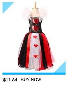 Ha188cd89140f42c6a51af155fd41f04aU Kids Maleficent Evil Queen Girls Halloween Fancy Tutu Dress Costume Children Christening Dress Up Black Gown Villain Clothes