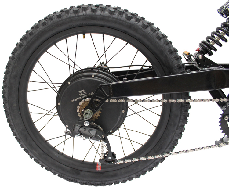 72V 3000W lub 72V 5000W FC-1 potężny rower elektryczny eBike góry z 72V 35Ah akumulator litowo-jonowy samsung NCR18650GA 3500mAh komórki