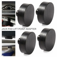 For Tesla 4pcs/set Rubber Jack Pad Lift Point Adapter Support Model 3 S X Tool Accessories