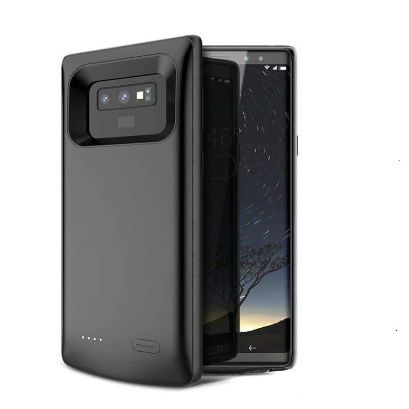 5500mAh Samsung Note 9 8 S9 S8 Plus  Battery Charger Case  Shockproof Charging Phone Power Cover For Samsung Note 8 S8 Plus