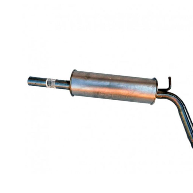 BOSAL 233-633 Exhaust Muffler for Seat Ibiza III (6L1); Skoda Fabia I (6Y2, 6Y3); VW Polo (9N _) (medium) resonator 880mm. 50207 for audi a1 vw polo seat ibiza toledo skoda fabia roomster rapid 1 2 tdi 1 6 tdi 03l131512bh 03l131512bk egr valve cooler