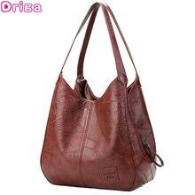 Driga 2019 Vintage Women Hand Bag Designers Luxury Handbags Women Shoulder