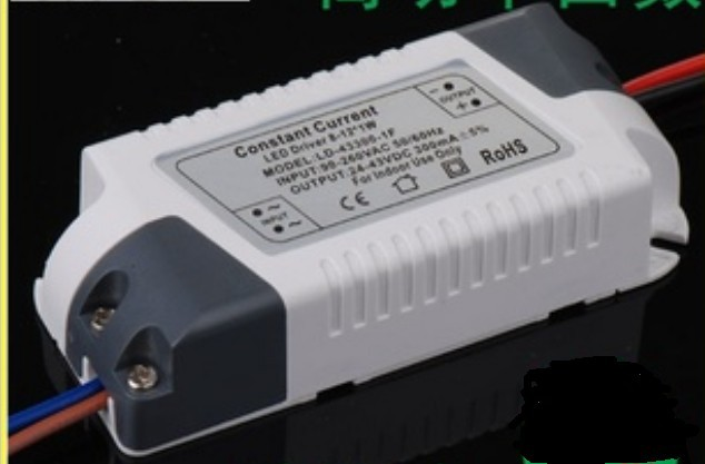 1pcs resell New (13-20) x 1W LED driver 13W 14W 15W 16W 20W Constant Current drivers AC90V-260V to DC 40-70V 300mA