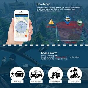 Image 5 - Czarny piątek sprzedaż TK905 wodoodporny gps samochodowy magnes gotowości 90 dni w czasie rzeczywistym LBS pozycja dożywotnia bezpłatne śledzenie