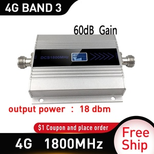 Image 3 - 4G LTE CDMA 1800 MHz โทรศัพท์มือถือสัญญาณ Booster Repeater DCS 1800 MHz โทรศัพท์มือถือ Cellular GSM 1800 โทรศัพท์มือถือโทรศัพท์รัสเซีย