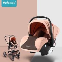 Belecoo высокое ландшафтное детское безопасное сиденье корзина кресло-качалка