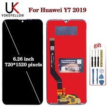 Дисплей для Huawei 7 классы 2019 ЖК и сенсорный экран замена дигитайзер для контролируемой детали