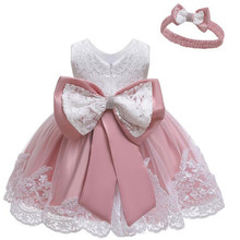 Flower Girl Dresses For Party Wedding Baby Girls 1st Years B