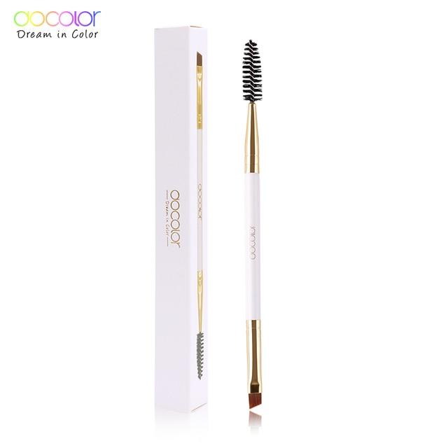 Docolor  Eyebrow Brush+Eyebrow Comb beauty eyebrow brush professional makeup brushes for eye Brow Brush blending eye 1