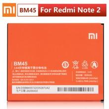 オリジナルxiaomi BM45交換xiaomi mi redmi注2 redrice note2本物電話バッテリー3060mah