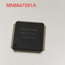 10 قطعة MN8647091 MN8647091A IC رقاقة IC ل PS3 سليم HDMI متوافق التحكم IC رقاقة MN8647091 ل PS3 سوبر سليم