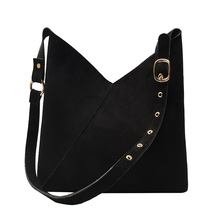 Fashion Shoulder Bag Pu Leather Waterproof Ladies Large Capacity Portable Shopping Solid Color Casual