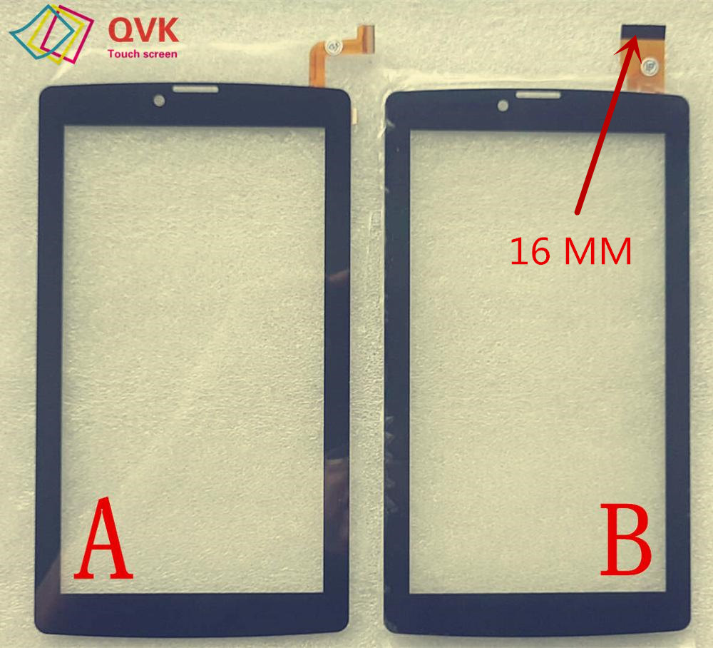 7 Inch Black Touch Screen For BQ BQ-7036L HORNET Capacitive Touch Screen Panel Repair Replacement Parts