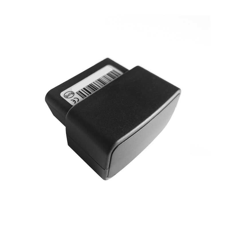 ミニobd音声モニターgpsトラッカー車のgsm車両追跡デバイスのgpsロケータソフトウェアapp iosのandriodなしOBD2 スキャン検出