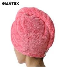 Giantex女性タオル浴室マイクロファイバータオル迅速な乾燥ヘアタオルバスタオルtoallas microfibra toalhaデbanho