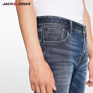 Image 4 - JackJones Winter Mens Cotton Warm Comfortable Jeans Menswear 218432514