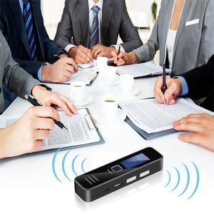 Image 5 - Kebidumei Mini dijital ses kaydedici ses kalem 20 hour ses kayıt ses aktif telefon kaydı MP3 çalar kulaklık