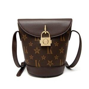 Роскошные дизайнерские сумки-ведро для женщин, сумки через плечо, женские сумки для путешествий и сумки, женская сумка через плечо
