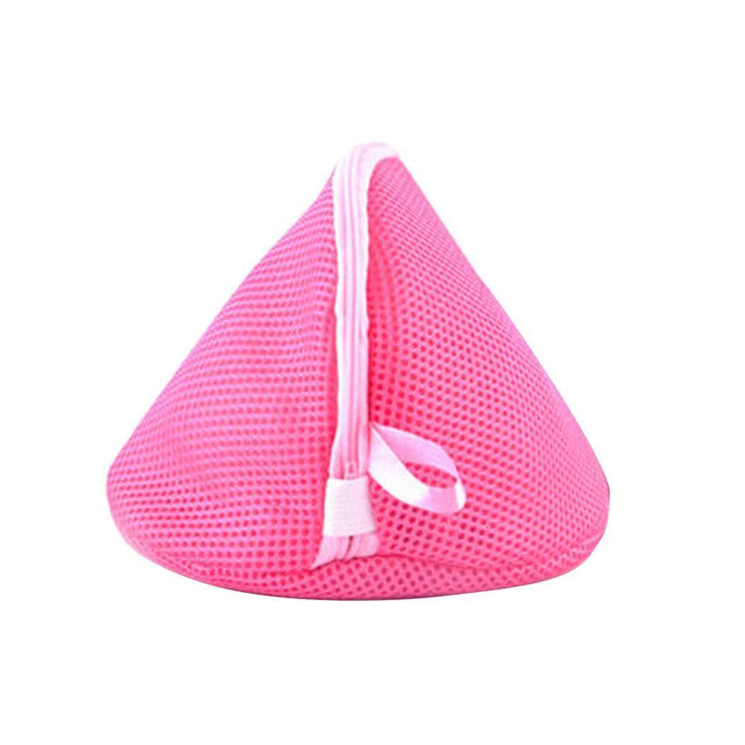 15 X 16cm Laundry Bag Sturdy Underwear Bra Washing Bag Mesh Washer Protector