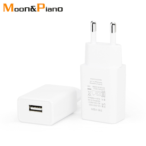 Corée prise de courant convertisseur adaptateur de voyage chargeur ue 5V1A 2A Interface usb pour petit téléphone portable Certification KC de haute qualité