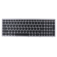 Klawiatura czarny dla Lenovo Z500 Z500A Z500G serii laptopa US układ tanie tanio MagiDeal CN (pochodzenie) US Standardowy Replacement Keyboard