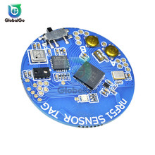Bluetooth 4.0 NRF51802 SOC Temperature Atmospheric Pressure Acceleration Sensor Module Gyroscope Light Sensor Control Module