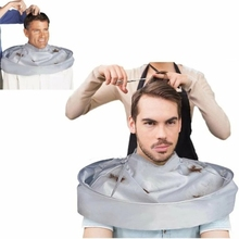 DIY Apron Hair Cutting Cloak Foldable Hair Salon Barber Stylist Umbrella Cape Cover Cloak Hairdressing Barber Cleaning Protecter