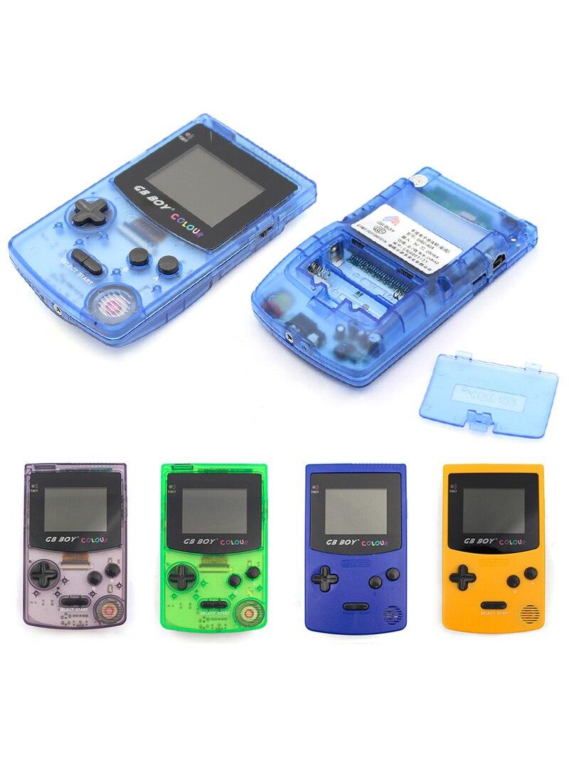 GB Boy-mando de juegos a Color, consola de juegos clásica portátil de 2,7 pulgadas, con retroiluminación, 66 juegos integrados
