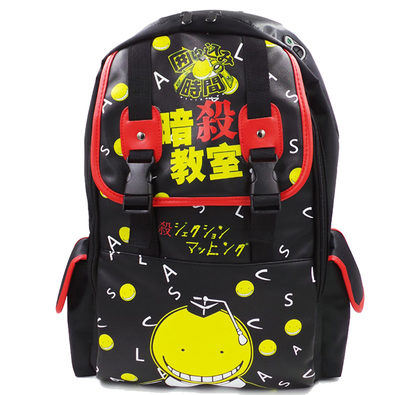 Assassination Classroom Travel backpack Anime schoolbags Fashion Storage bags
