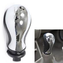 Krom 5 hız manuel manuel vites topuzu Peugeot 106 206 207 307 Citroen Picasso Saxo Xsara Elysee c triumph C2 c3 C4 C5 C8