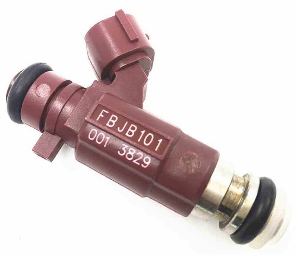 Pack of 4 Brand New Fuel Injection Nozzles FBJB101 Auto Fuel Injectors for 4G93 4G94 <font><b>4G69</b></font> 4G96 <font><b>Mitsubishi</b></font> Pajero Pinin GDI 2.0 image