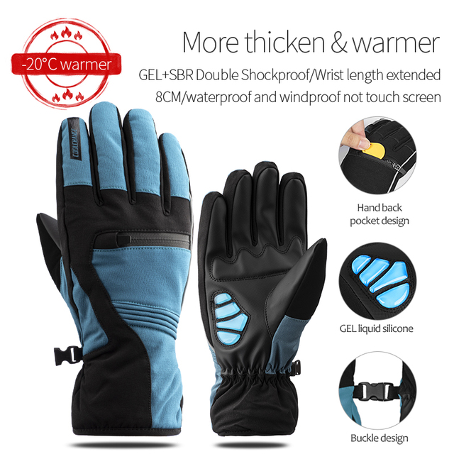 Details about  /Cycling Gloves Touch Sports Screen Men Women Windproof MTB Bicycle Motorcycle