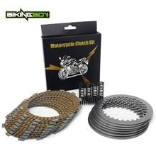 Separator Plates Clutch 6-Springs Yamaha for Wr450f/Yz450fx/16/17 18-Wrf WR-F 450-Set