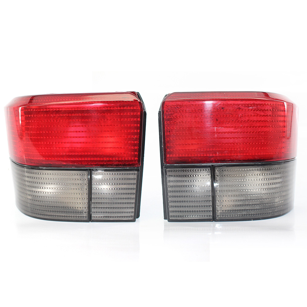 Car Left /Right Smoked Red Rear Tail <font><b>Light</b></font> For <font><b>VW</b></font> Multivan <font><b>T4</b></font> 1992-2004 Tail <font><b>Lights</b></font> Auto Accessories Drop Shipping D10 image