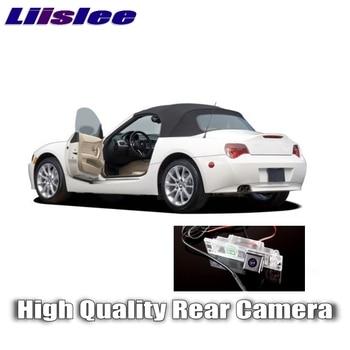 LiisLee, cámara de imagen de marcha atrás para coche para BMW Z4 Z4M E85 2002 ~ 2008, visión nocturna HD, impermeable, cámara de visión trasera dedicada