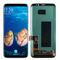 Original Super AMOLED For Samsung Galaxy S8 G950 G950F Touch Screen Digitizer LCD Display For Samsung S8 Plus With Dead pixels