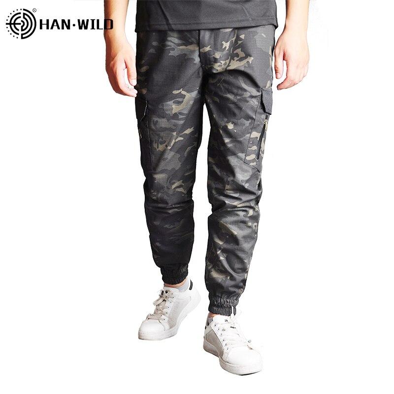 Купить новые армейские камуфляжные штаны для бега тактические военные