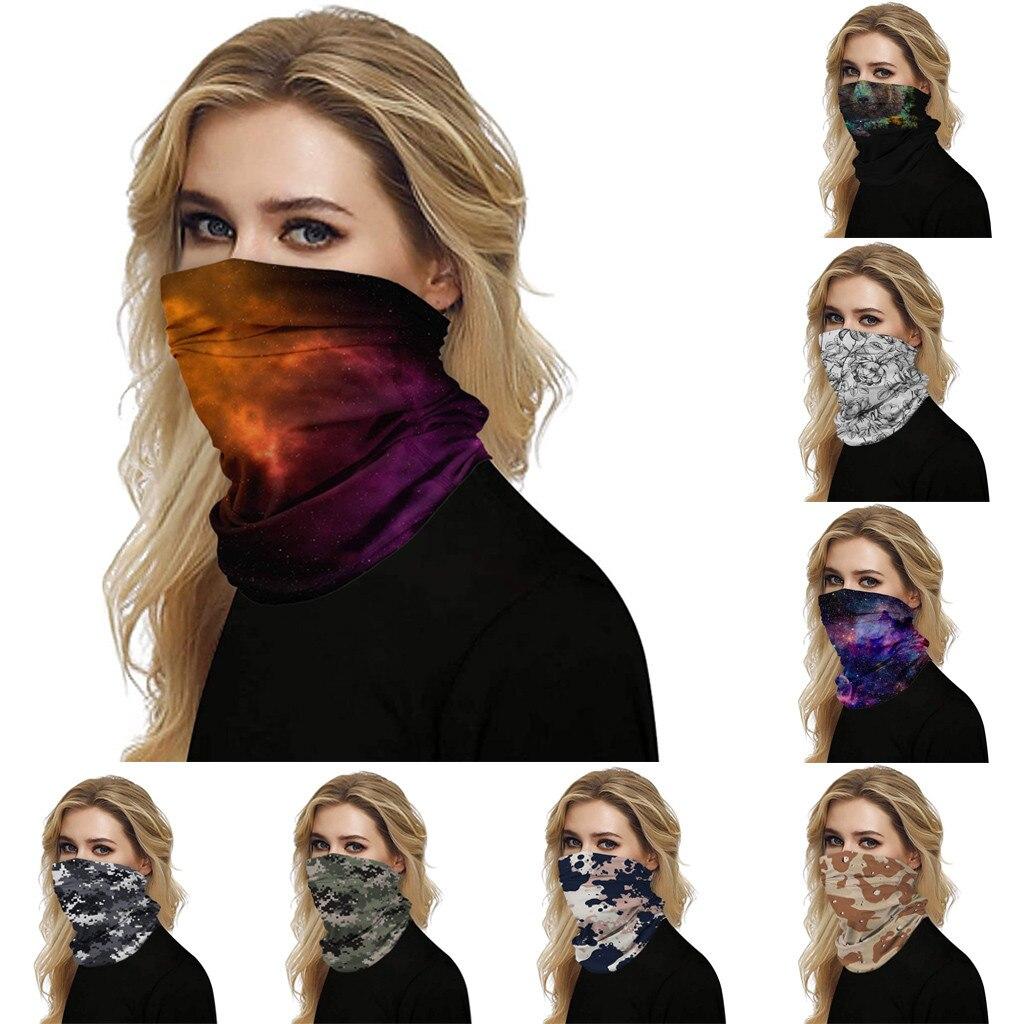 Maternity Anti-Radiation Mask Multifunctional Headwear Mask Headband Neck Gaiter Washable Breathable Mouth-muffle Mascarillas