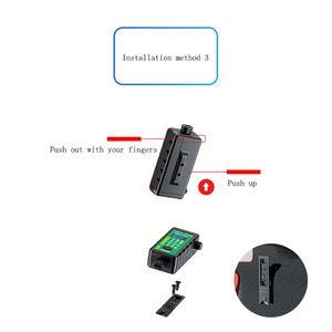 Image 2 - Универсальное водонепроницаемое зарядное устройство 5 в 2,1 а для мотоцикла с двумя USB адаптерами SAE и USB с переключателем ВКЛ/ВЫКЛ для iPhone, планшетов, мобильных телефонов, GPS