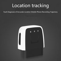 V20 OBD GSM GPS Tracker OBD2 Car Diagnostics 2IN1 for iOS/Android OBD Locator V20 GPS Locator ODB2 Scanner PK ELM 327