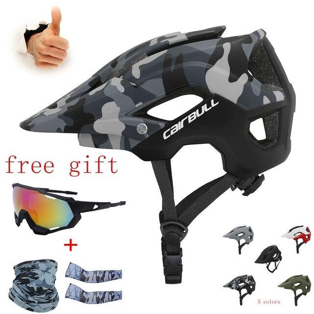 CAIRBULL Ultralight In-mold casco de ciclismo, casco integral mtb, casco bicicleta, Road MTB Bike Helmet, Bicycle Cycling Helmet 1
