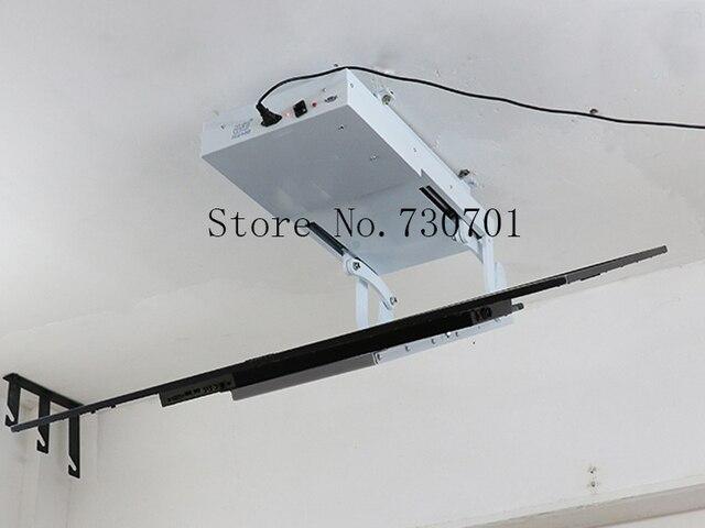 2019 моторизованный электрический скрытый флип вниз подвесной фотография