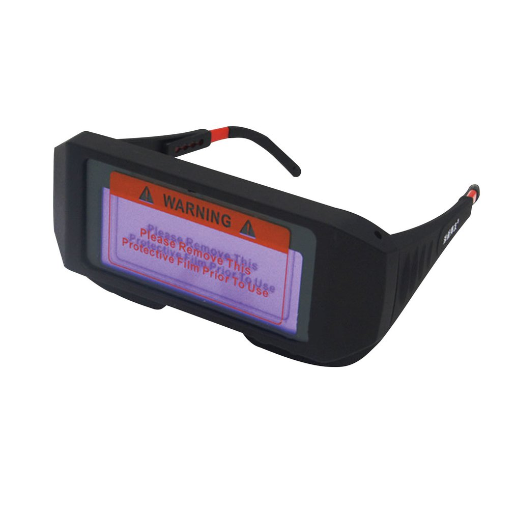 Automatically For Light Filter Automatic Photoelectric Welding Glasses Welding Glasses A-level Dimming Glasses